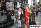Украинка стала второй вице-мисс в довольно необычном конкурсе красоты, прошедшем в Нью-Йорке. Фото