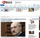 Вы не поверите. Президент Украины... Лукашенко