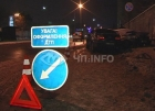 Мистический перекресток. В Киеве столкнулись три «Фольксвагена». Фото