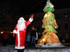 В Одессе установили очень необычную новогоднюю елку. Фото