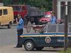 В Киеве угнали инкассаторский автомобиль с 50 тысячами