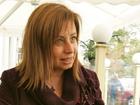 Герман рассказала, что она делала, когда с Януковича снимали судимости