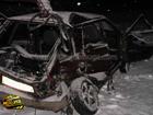 Неудачный маневр «ВАЗа». В аварии на Киевщине погибли женщина и ребенок. Фото