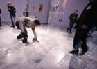 Из-за Анны Герман чуть не разбили скульптуру Дега. Фото