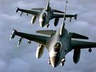Канадские истребители разбомбили склад боеприпасов в Ливии. Видео