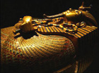 Радостно. Египтянам вернули статую Тутанхамона