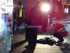 Смертельное ДТП в Киеве. Автомобиль «Дэу» сбил насмерть женщину. Фото