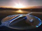 В Штатах открылся первый в мире космопорт. Фото