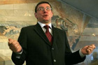 Цирк с Луценко утомил уже даже судей. Сегодня они просто не пришли на заседание