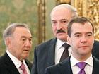 Россия, Белоруссия и Казахстан сообразили на троих. ЕЭП уже маячит на горизонте. Видео