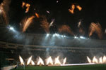 «Черноморец» получил новый стадион, а Янукович – порцию негатива. Фото