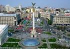 Власть, боясь повторения Оранжевой революции, перегородила Майдан