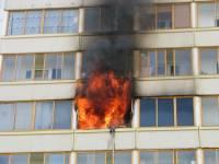 В Киеве консьержка чуть не сожгла многоэтажку.  Бабуля - в больнице, люди – в шоке