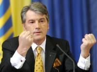 Ющенко на одном дыхании перечислил все свои обидки на Януковича и Кучму. Список внушительный