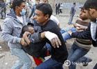 Египет накрыло новой волной беспорядков. В ход пошли резиновые пули и слезоточивый газ