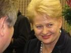 Президент Литвы посетила День украино-литовской культуры. Янукович воздержался