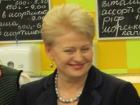 Президент Литвы о нашем гостеприимстве: «А украинские корзины побольше будут...». Фото