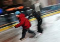 Киевлянам объявили, что падать пятой точкой на ледовый каток теперь можно будет не на Майдане, а на Подоле
