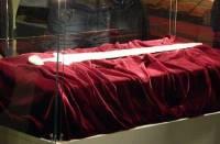 Житель Запорожья выудил из Днепра меч киевского князя Святослава? Фото