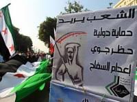 Лига арабских государств требует, чтобы Сирия умерила свой пыл и дала наблюдателям  спокойно работать