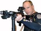Опубликована запись разговора «командира» Брейвика с полицией. Он докладывал об успехе операции. Видео