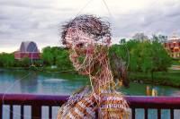 Вот что получается, когда художники начинают меряться талантами. Фото