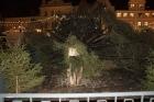 Эстонцы в своем репертуаре. Даже новогоднюю елку смогут поставить разве что с третьего раза. Фото