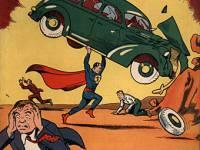 Древний комикс о Супермене срубил на аукционе два лимона «зелени». Это рекорд. Фото