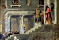 Православные отмечают Введение в храм Пресвятой Богородицы