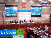 Страсти в России накаляются. ЦИК обработал 96% голосов