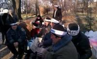 У Тимошенко обещают, что завтра чернобыльцы объявят сухую забастовку. Неужели заботливые нардепы подсказали?