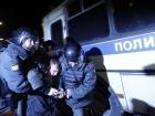 Единая Россия, такая единая... Как менты разгоняли «московский майдан». Фото