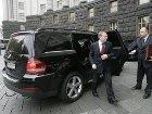 История о том, как министр юстиции «приобрел» служебный автомобиль