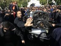 В секторе Газа обстреляли автомобиль с боевиками. О случайных прохожих в тот момент никто не подумал