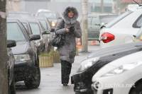 В столице выпал первый снег. Страховщикам и травматологам приготовиться. Фото