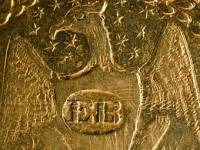 Удачно поторговались. Золотой «дублон Брашера» ушел с молотка за 7 лимонов «зеленых»