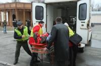 Чтобы на столичных врачей скорой помощи не нападали безбашенные пациенты-накроманы, эскулапам выдадут газовые баллончики