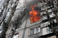 В Киеве псих за одну ночь поджег 8 входных дверей. За «шутку» придется заплатить свободой