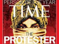 Арабский демонстрант стал человеком года. Ни чернобыльцев, ни «за Юлю переживателей» в списке, почему-то, нет