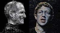 Портреты великих людей из деталей их изобретений. Интересно, а из чего сделали бы ваш? Фото