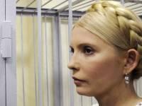 Тимошенко заявляет, что у нее не то, что плазмы, воды в камере нет. Один бетонный пол и «параша»