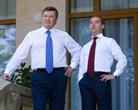Янукович попросился в ЕЭП. Медведев одобрительно кивнул