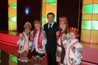 Тимофей Нагорный – меценат детского фестиваля в Ивано-Франковске. Фото