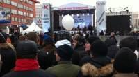 В Москве полиция обыскивает всех участников митинга. Металлоискатели не выключают ни на секунду