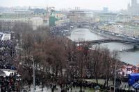 В центре Москвы дежурят пять тысяч медицинских бригад. По их словам, пока все спокойно