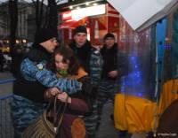 Мы и здесь отличились. В Киеве задержали сторонников российской оппозиции