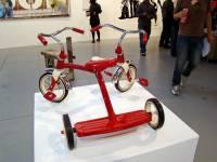 Если ребенок просит велосипед – лучше купите, чтобы не увидеть на старости лет нечто подобное. Фото