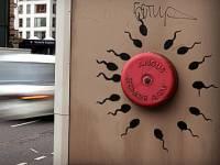 Бывает и такое. В Лондоне украли кусок стены с графити, которое стоит 17 тысяч