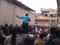 В Сирию едут наблюдатели из ЛАГ. Постоянные обстрелы утомили даже их