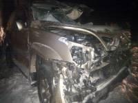 В ДТП под Мариуполем погиб депутат, его жена и друг. Фото